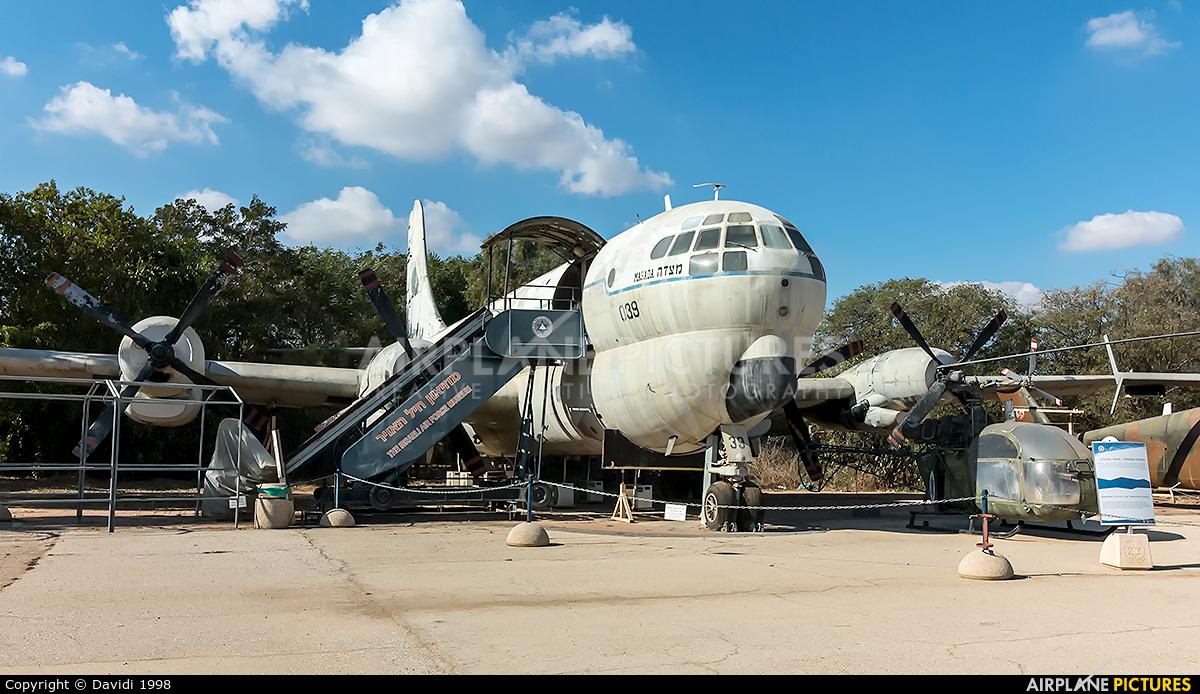 Israel - Defence Force 039 aircraft at Beersheba - Hatzerim