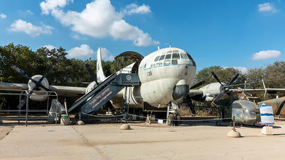 039 - Israel - Defence Force Boeing C97 Stratocruiser