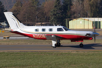 N350BR - Private Piper PA-46 Malibu Meridian / Jetprop DLX