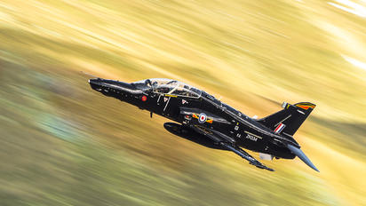 ZK034 - Royal Air Force British Aerospace Hawk T.2
