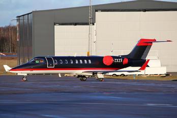 G-ZXZX - Gama Aviation Learjet 45