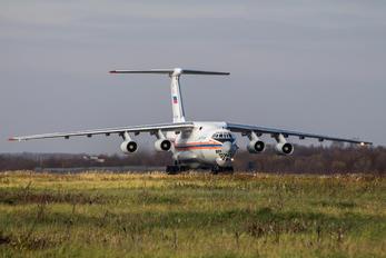 RA-76841 - Russia - МЧС России EMERCOM Ilyushin Il-76 (all models)