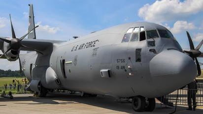 12-5756 - USA - Air Force Lockheed KC-130J Hercules