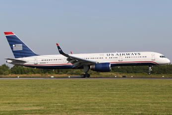 N205UW - US Airways Boeing 757-200