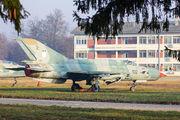 102 - Croatia - Air Force Mikoyan-Gurevich MiG-21bis aircraft