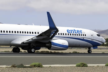 SP-ENY - Enter Air Boeing 737-800