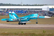 38 RED - Russia - Air Force Sukhoi Su-34 aircraft