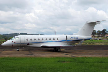 PR-CRC - Private Gulfstream Aerospace G280
