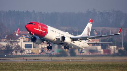 LN-NID - Norwegian Air Shuttle Boeing 737-800