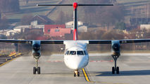 OE-LGF - Austrian Airlines/Arrows/Tyrolean de Havilland Canada DHC-8-400Q / Bombardier Q400 aircraft