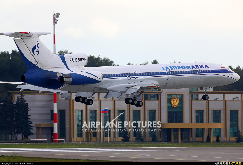 Gazpromavia RA-85625 aircraft at Moscow - Vnukovo