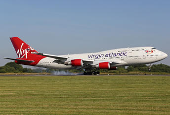 G-VGAL - Virgin Atlantic Boeing 747-400