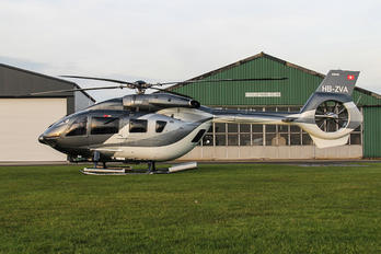 HB-ZVA - Swift Copters Airbus Helicopters EC145 T2