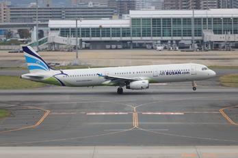 HL7730 - Air Busan Airbus A321
