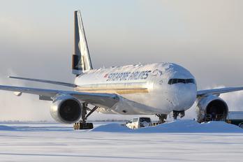 9V-SVF - Singapore Airlines Boeing 777-200ER