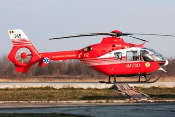 345 - Romanian Emergency Rescue Service Eurocopter EC135 (all models)
