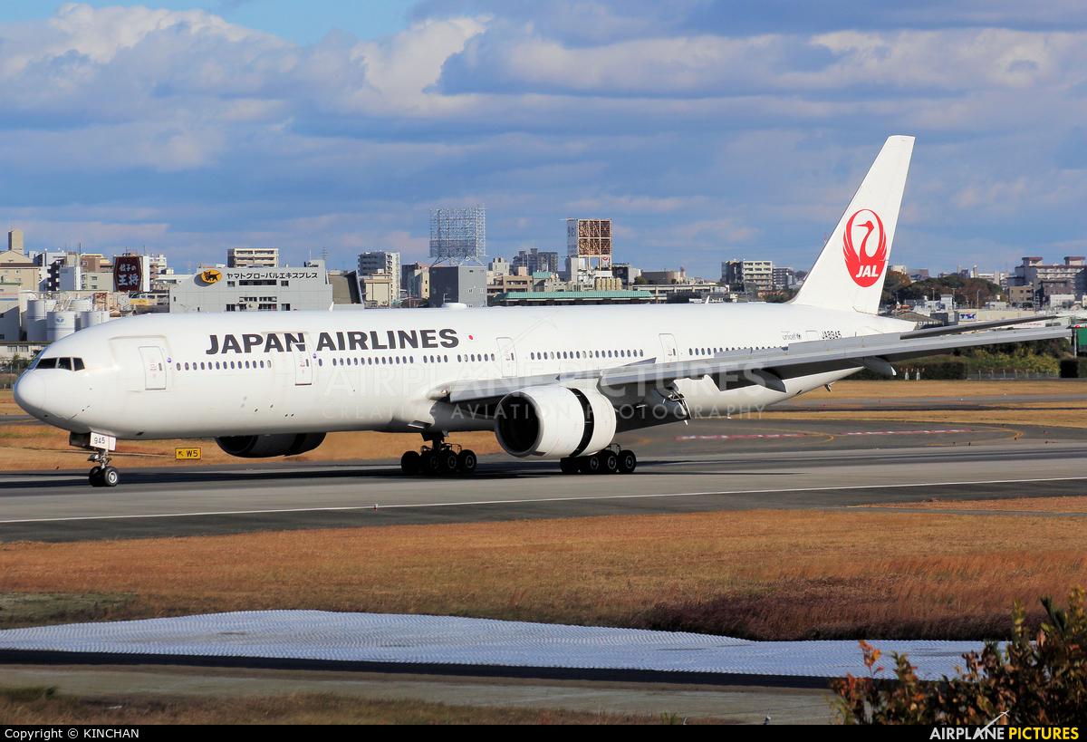 JAL - Japan Airlines JA8945 aircraft at Osaka - Itami Intl