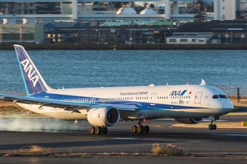 JA882A - ANA - All Nippon Airways Boeing 787-9 Dreamliner