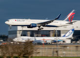 N156DL - Delta Air Lines Boeing 767-300ER aircraft
