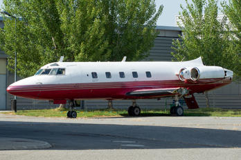 VP-BLD - Private Lockheed L-1329 JetStar