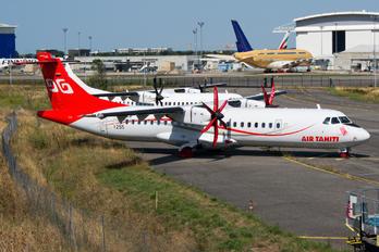 F-WWEG - Air Tahiti ATR 72 (all models)
