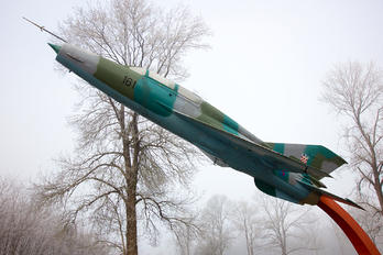161 - Croatia - Air Force Mikoyan-Gurevich MiG-21US