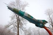 161 - Croatia - Air Force Mikoyan-Gurevich MiG-21US aircraft