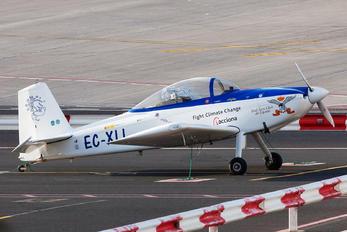EC-XLL - Private Vans RV-8