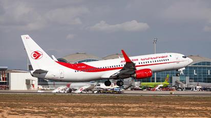 7T-VKJ - Air Algerie Boeing 737-8D6