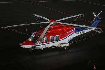 PH-EUH - CHC Netherlands Agusta Westland AW139