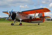 OK-JID - Aeroklub Ostrava Antonov An-2 aircraft