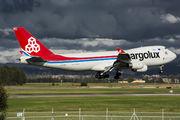 LX-SCV - Cargolux Boeing 747-400F, ERF aircraft
