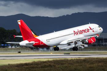 N538AV - Avianca Airbus A320