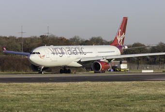 G-VLUV - Virgin Atlantic Airbus A330-300