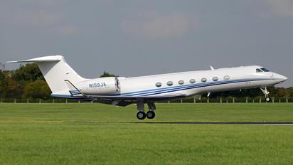 N159JA - Private Gulfstream Aerospace G-V, G-V-SP, G500, G550