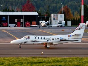 EC-LZP - Airnor - Aeronaves del Noroeste S.L. Cessna 500 Citation