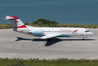 OE-LFP - Austrian Airlines/Arrows/Tyrolean Fokker 70