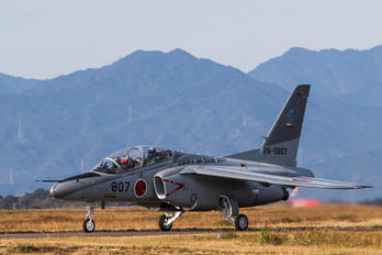 26-5807 - Japan - Air Self Defence Force Kawasaki T-4