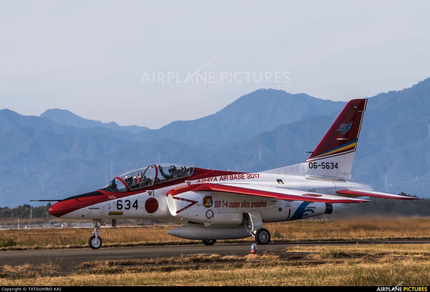 Japan - Air Self Defence Force 06-5634 aircraft at Nyutabaru AB
