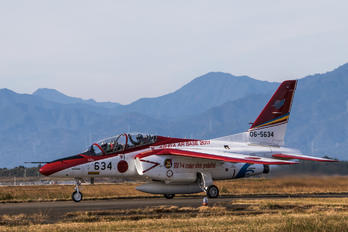 06-5634 - Japan - Air Self Defence Force Kawasaki T-4
