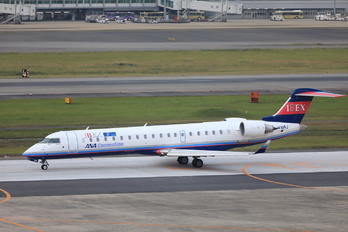 JA10RJ - Ibex Airlines - ANA Connection Bombardier CRJ-700