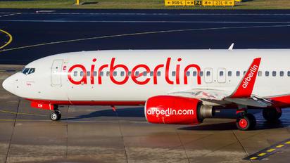 D-ABKM - Air Berlin Boeing 737-86J