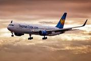 G-TCCB - Thomas Cook Boeing 767-300ER aircraft