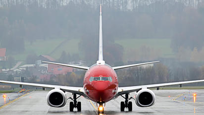 LN-NGW - Norwegian Air Shuttle Boeing 737-800