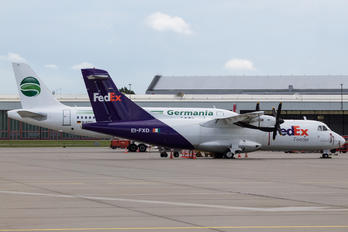 EI-FXD - FedEx Feeder ATR 42 (all models)