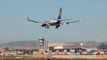 EI-FOE - Ryanair Boeing 737-8AS aircraft