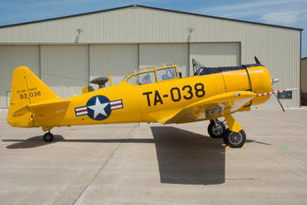 N66TY - Private North American Harvard/Texan (AT-6, 16, SNJ series)