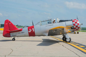 N36CA - Private North American Harvard/Texan (AT-6, 16, SNJ series)
