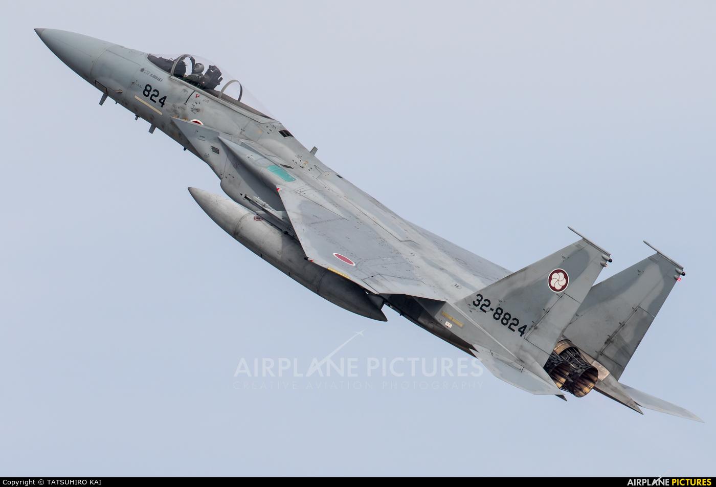 Japan - Air Self Defence Force 32-8824 aircraft at Nyutabaru AB