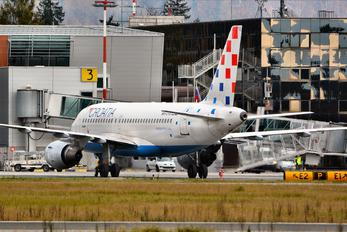 9A-CTG - Croatia Airlines Airbus A319